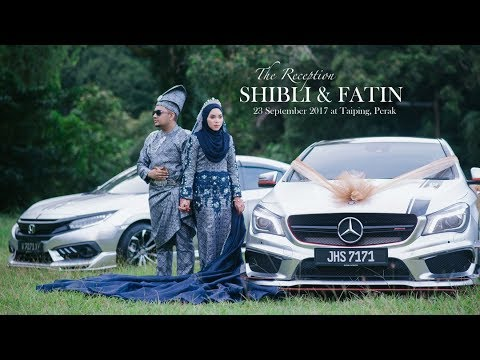 The wedding reception of Shibli & Fatin at Taiping, Perak. // Video by Kaio Studio