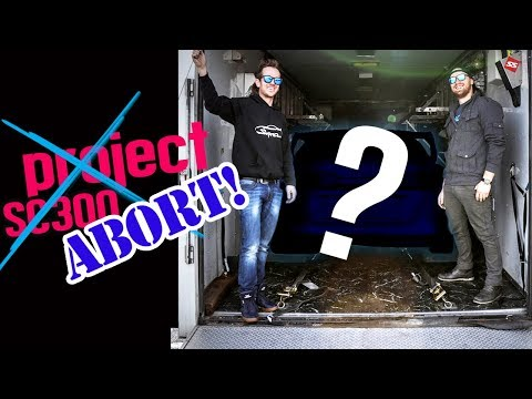 How Far Would You Go For The Right Drift Car?