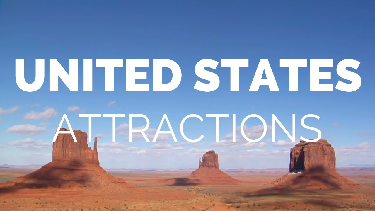 10 Top Tourist Attractions In The Usa Travel Video Youtube