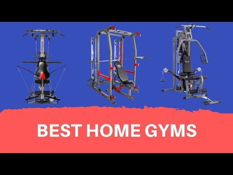 Home Gyms - The Best Home Gyms Reviews 2020