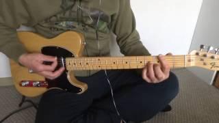 フリッパーズ・ギターのコーヒーミルククレイジーを適当にコードでソロ...