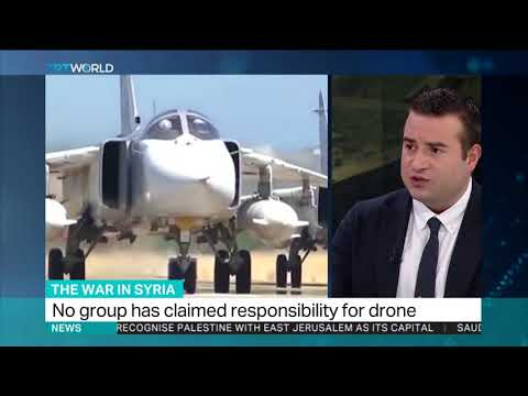 War in Syria: Oubai Shahbandar discusses drone attack on Russian base