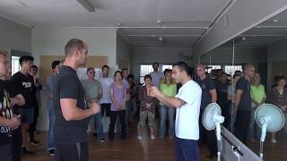 Knowing the path of every movement in Wing Chun / fighting