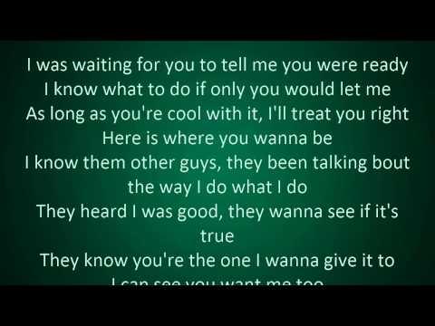 Cassie - Me And You (Lyrics)