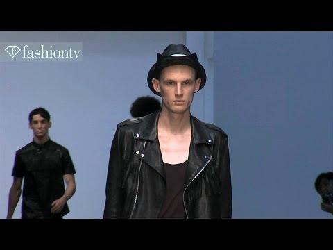 Costume National Homme Men Spring/Summer 2014 | Milan Men's Fashion Week | FashionTV