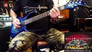 Dream Theater☆John Petrucci☆Majesty 6がやってきた!!!ジョンペトルーシ