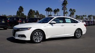 2018/2019 Honda Accord Hybrid Review. Is the Accord the most complete hybrid yet?