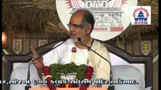 Shrimad Bhagwad Katha,Nadiad, DAY 4 PART 10