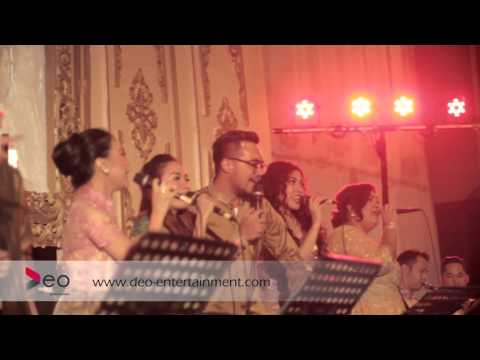 Kala Cinta Menggoda - Chrisye at Sasanakriya | Cover By Deo Entertainment ALL STARS