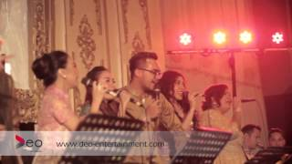 Download lagu Kala Cinta Menggoda - Chrisye at Sasanakriya | Cover By Deo Entertainment ALL STARS