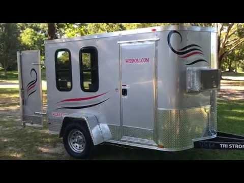 The Under $4k WeRoll Small Camper