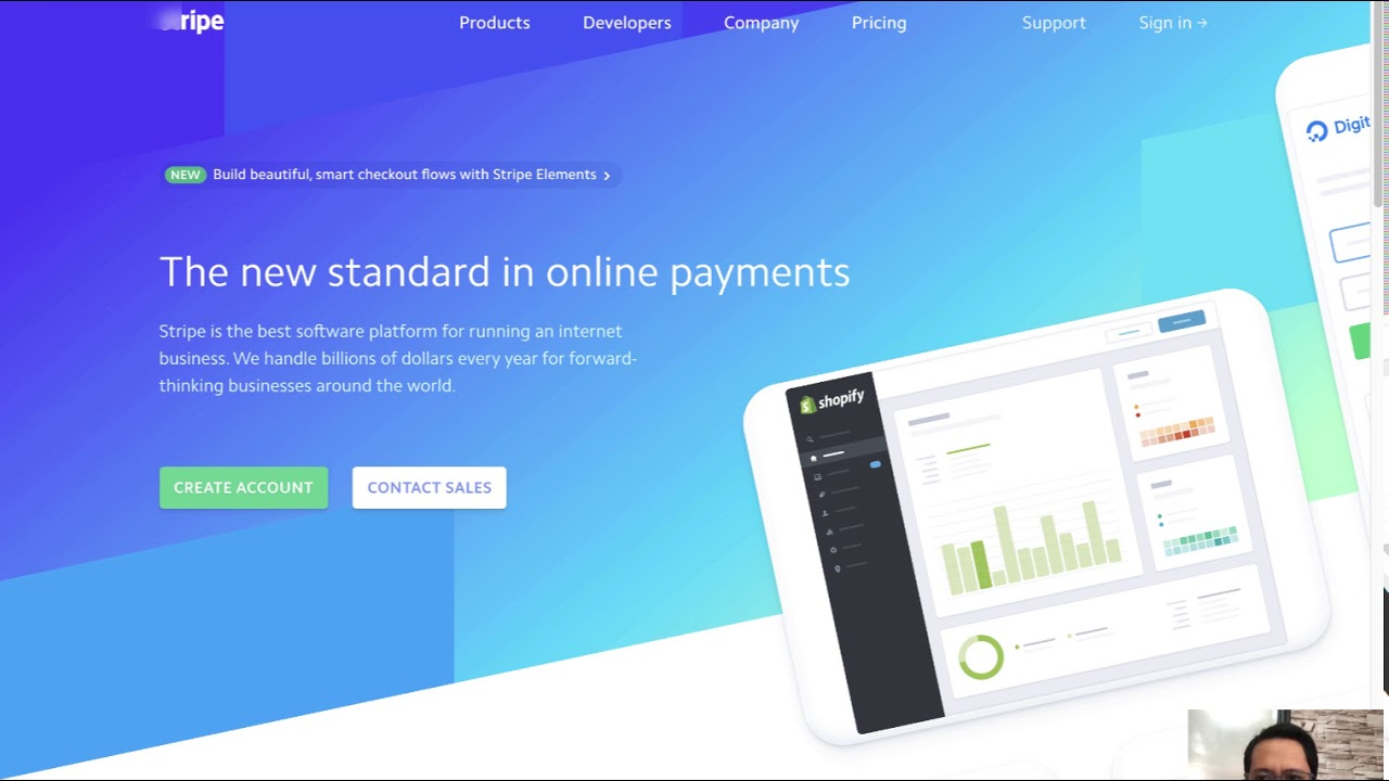 Setting up Stripe for Shopify - Non-US