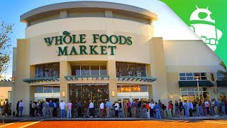 Why Amazon wants to buy Whole Foods
