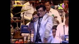 Dekha Na Haye Re by Amit Kumar Live | Happy lucky Entertainment