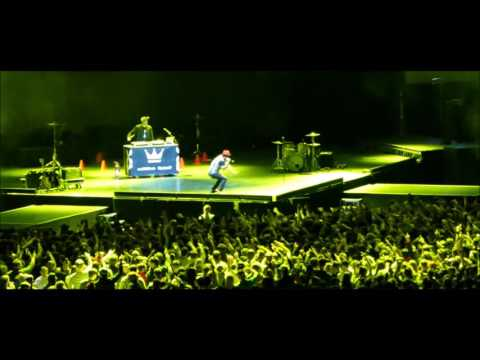 Life On Tour With Xperience -XP - Part 2 London Macklemore & Ryan Lewis World Tour 2016