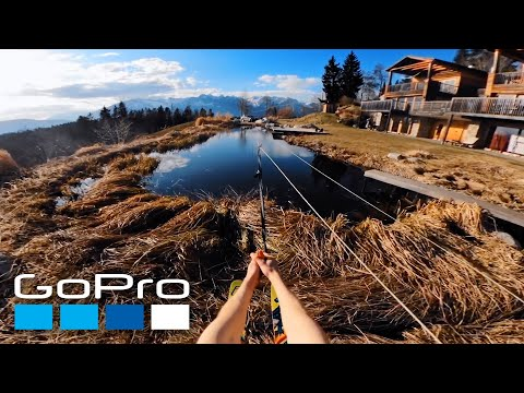 GoPro Awards: #HomePro Backyard Waterskiing from YouTube · Duration:  51 seconds