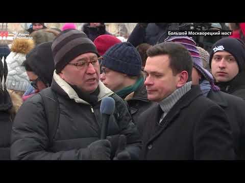 Илья Яшин - об итогах акции памяти Бориса Немцова