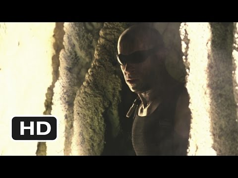 The Chronicles Of Riddick - Extreme Temperatures Scene (7/10) | Movieclips