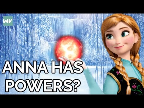 Anna Has Fire Powers? | Frozen 2 Theory: Discovering Disney