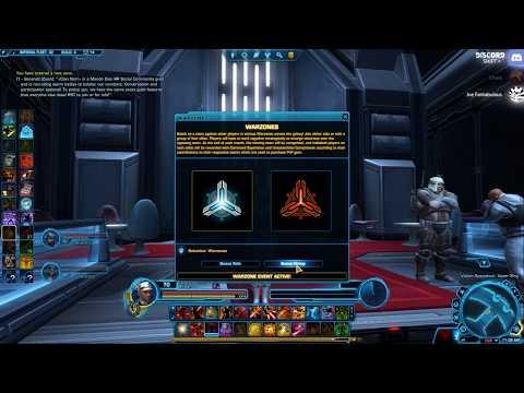 SWTOR: Warzones (Random Chat)