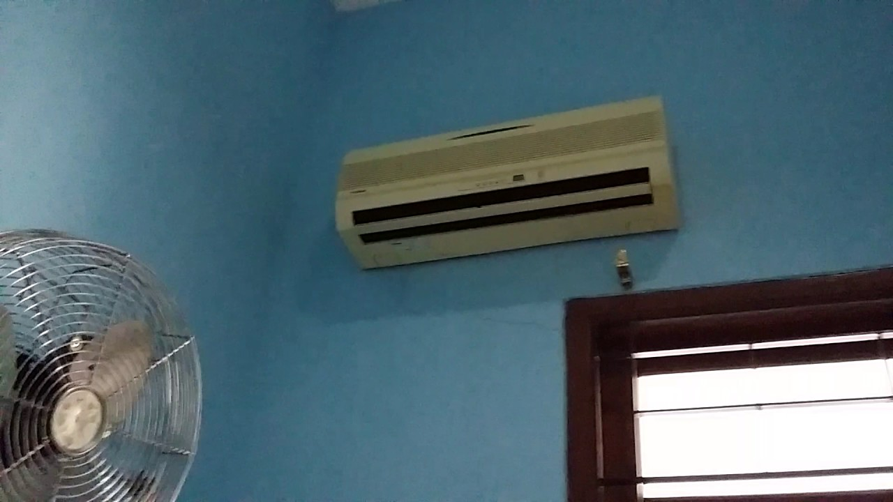 Toshiba Mini Split Air Conditioner Remake Youtube