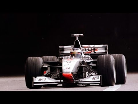 Mika Hakkinen recalls his 1998 Monaco pole position lap