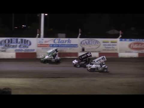In Memory of Jack Ventura 7-22-16 Thunderbowl Raceway Tulare - dirt track racing video image