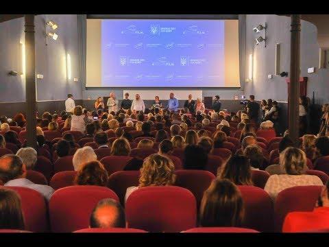 24Канал: вперше за 30 років Фонд Янковського та Держкіно провели Дні українського кіно в Римі