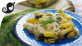 White Sauce Rigatoni Pasta Bake Recipe  VeganVegetarian Recipe
