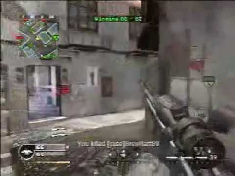 Call Of Duty 4 Montage by Agentive and BoM DomeShotz