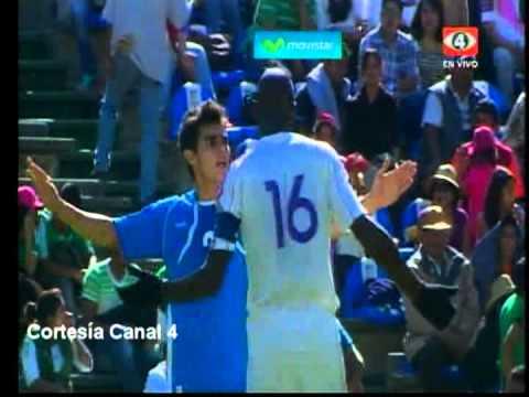 El Salvador 1 - 0 Cuba