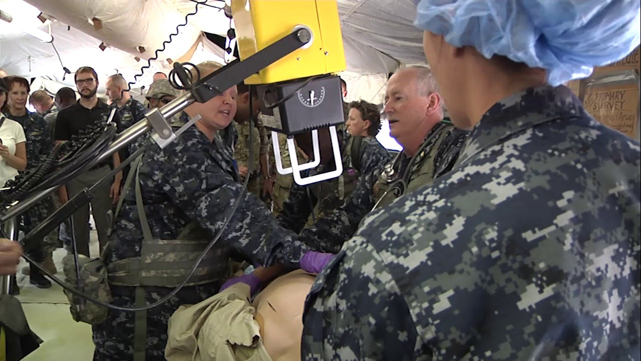 Global Medic 2017: Premiere medical exercise for Joint Service