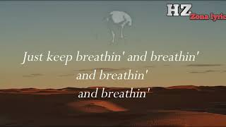 Ariana Grande - breathin' (Lyrics)