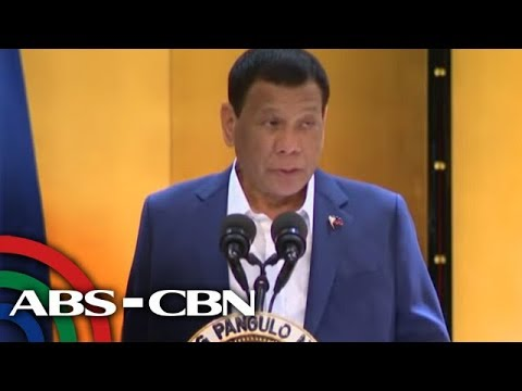 Duterte 'does Not Want' ABS-CBN To Close: Spokesman | ANC