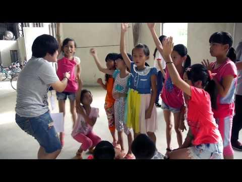 HeartFire 2015 - Guangdong Baiyun Village - Service Trip