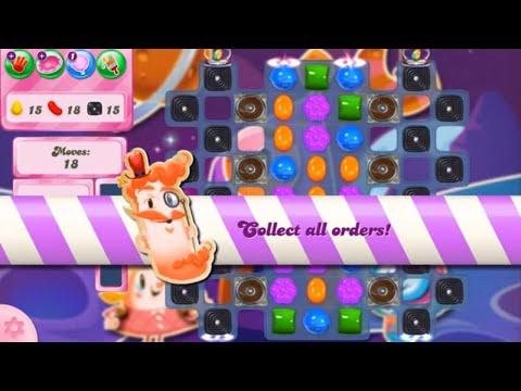 Candy Crush Saga Level 2642 NO BOOSTERS
