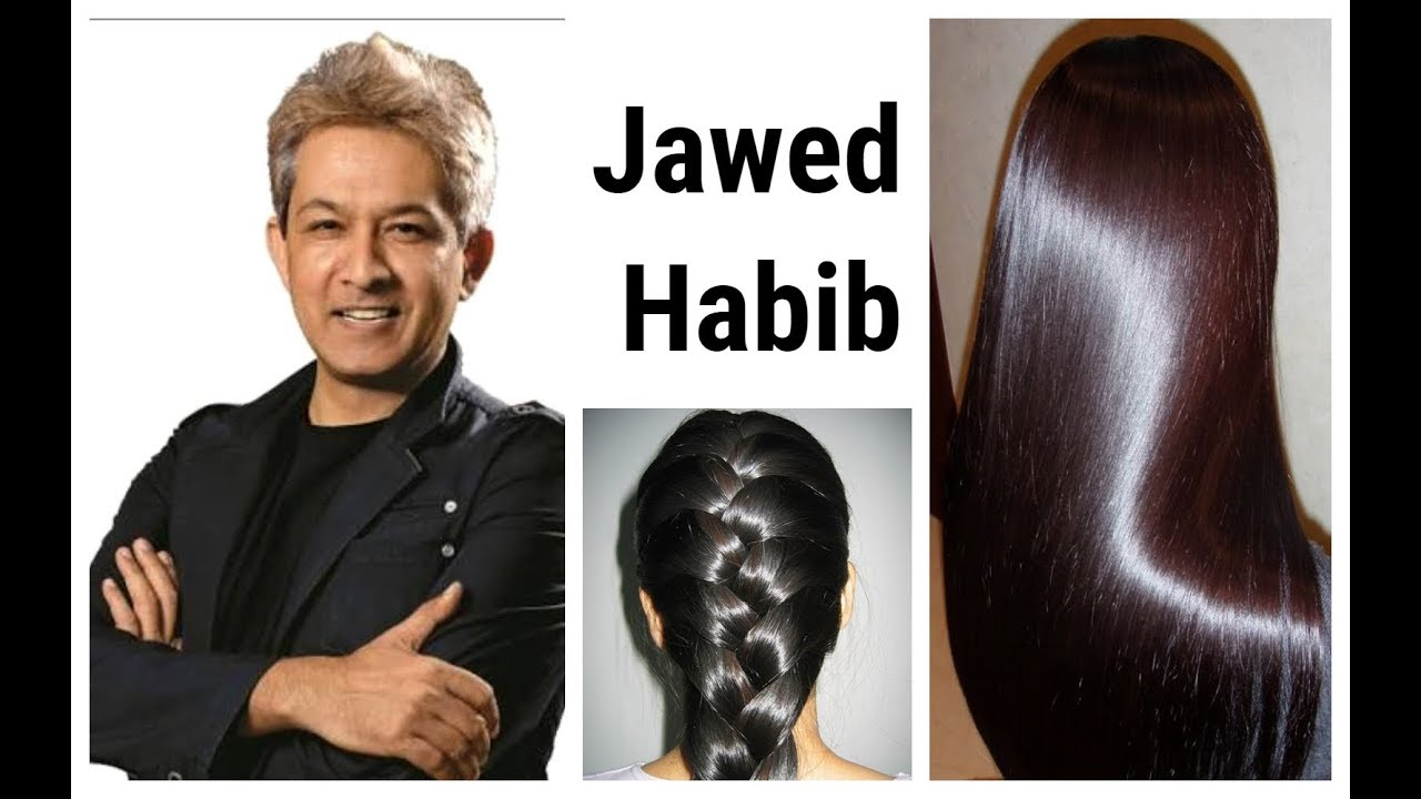 OMG! Tried Jawed Habib Best Hair Care Tips ~ Get Soft, Shiny, Smooth Hair   EASY BEAUTY CHANNEL