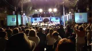 """"""" JÓVENES CANTADORES """" Corazón Mundial del Bolero 2012"""