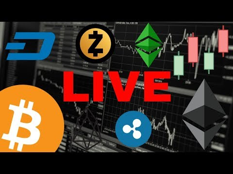 MT GOX Moving BTC To Exchanges - Crypto Charts \u0026 Chat LIVE