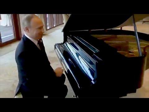 Putin Plays a Familiar Tune