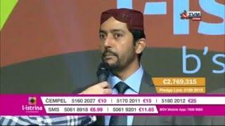 Ahmadiyya Muslim Community participates in l-Istrina 2015