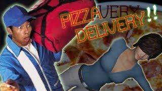 Pizza Delivery // El cadaver mas Sexy del mundo !!!(Recuerda darle