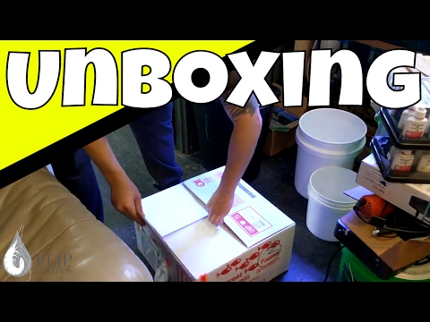 Unboxing New Fish: Saltwater Fish & Inverts, Rabbits Snails, CPD's, Micro Crabs and Much More