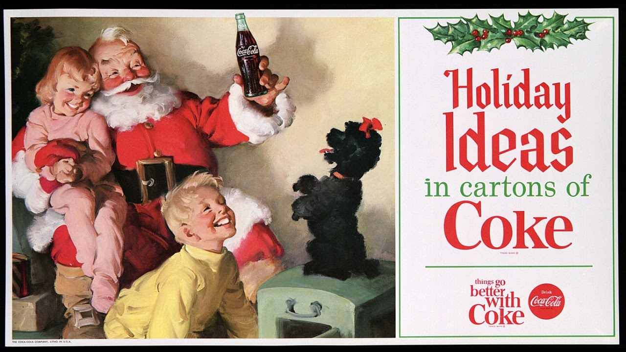 vintage christmas commercials 2016 - Vintage Christmas Pictures
