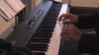Michael Jackson's Music and Me (cover: piano/vocal)