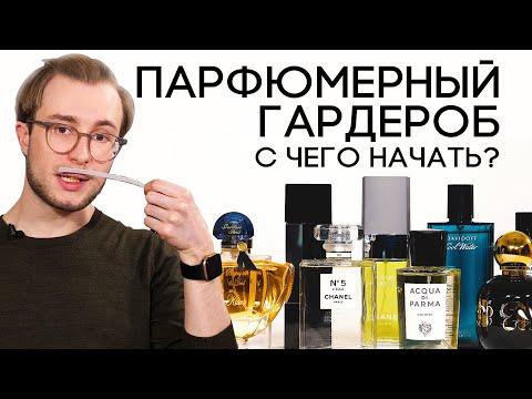 С чего начать коллекцию духов? Подборка ароматов для парфюмерного шкафа начинающих парфманьяков