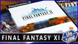 Final Fantasy XI - And Unforgettable PlayStation 2 MMO Experience / MY LIFE IN GAMING