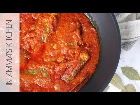 How To Make Ghanaian Fish Stew