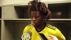 Lalas Abubakar reveals confidence behind newly-found form for Columbus Crew