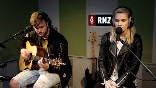 NZ Live: Broods interview and full session at RNZ